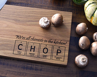 chopping board chemist