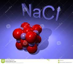 salt molecule